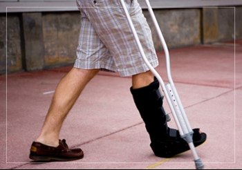 5 Tips for Recovering from a Broken Ankle