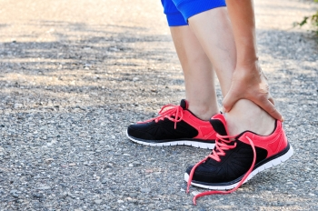 Ankle Pain While You Run?