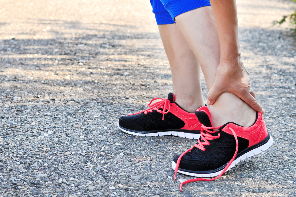 Ankle Pain While You Run